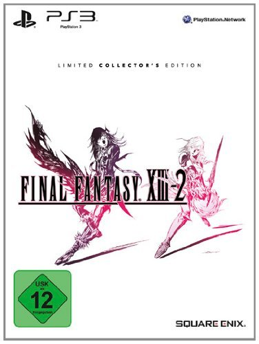 Playstation 3 - Final Fantasy XIII-2 (Limited Collector's Edition)