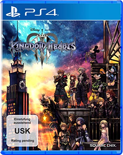 Playstation 4 - Kingdom Hearts III