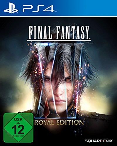 Playstation 4 - Final Fantasy XV - Royal Edition