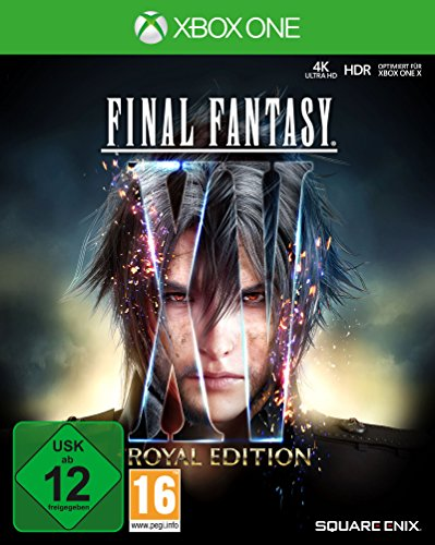Xbox One - Final Fantasy XV (Royal Edition)