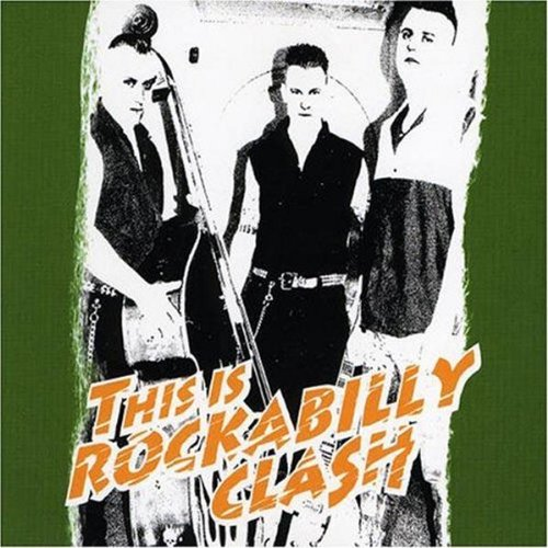 Sampler - This Is Rockabilly Clash