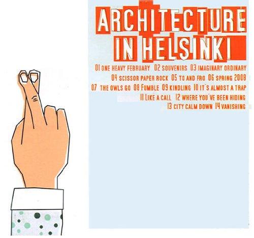 Architecture in Helsinki - Fingers Crossed