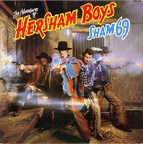 Sham 69 - The Adventures Of Hersham Boys (Vinyl)