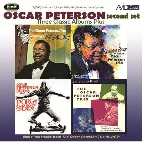 Peterson , Oscar - 3 Classic Albums Plus