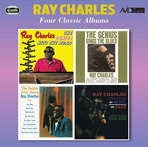 Charles , Ray - Four Classic Albums