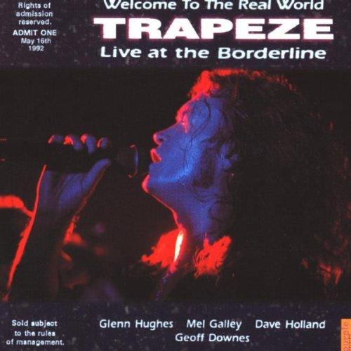 Trapeze - Live at Borderline