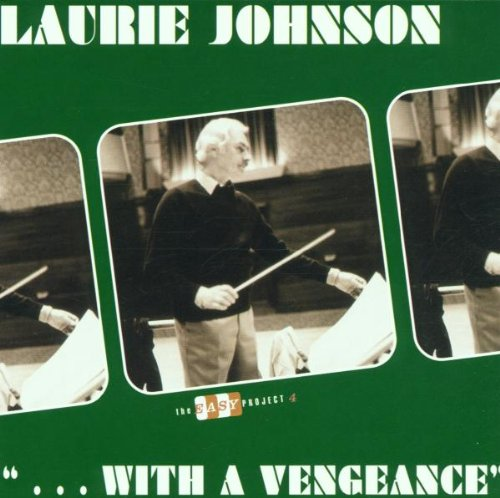 Johnson , Laurie - With A Vengeance (The Easy Project 4)