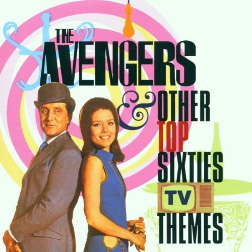 Sampler - The Avengers & Other Top Sixties TV Themes (Remastered)