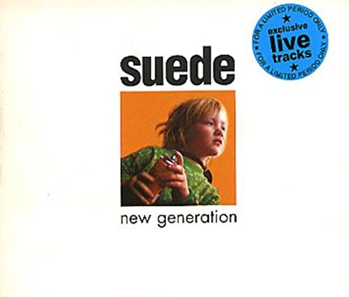 Suede - New Generation #2 (Limited Edition) (Maxi)