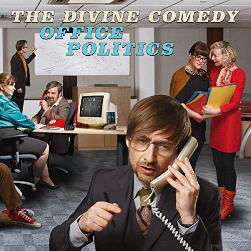 Divine Comedy , The - Office Politics (Vinyl)