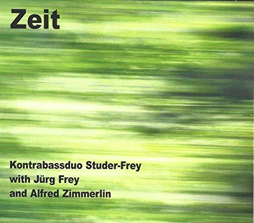 Kontrabassduo Studer-Frey - Zeit
