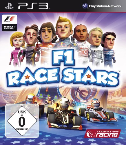 Playstation 3 - F1 Race Stars