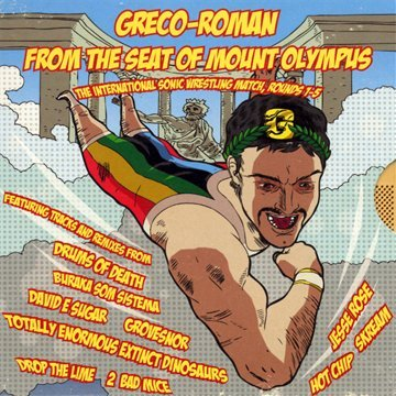 Sampler - Greco Roman Presents From the Seat of Mount Olympus (5 Maxis)
