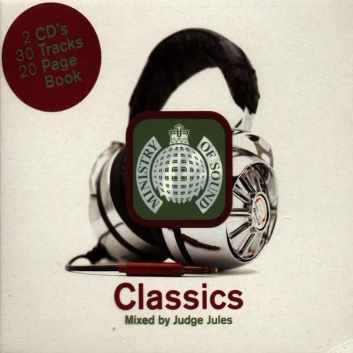 Sampler - Ministry of Sounds - Classics (mixed by Judge Jules)