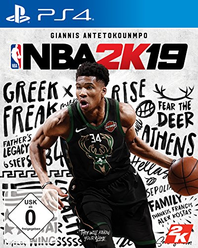 Playstation 4 - NBA 2K19 Standard Edition [PlayStation 4]