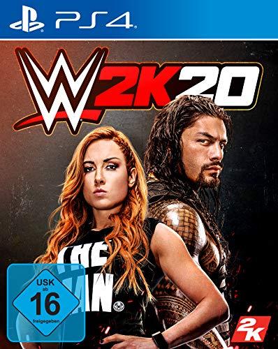 Playstation 4 - WWE 2K20