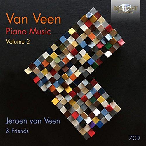 Jeroen Van Veen - Piano Music Vol.2