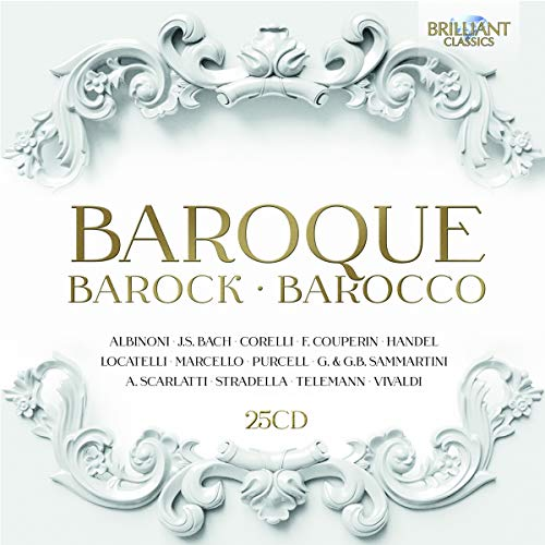 Sampler - Baroque / Barock / Barocco (25-CD BOX SET)