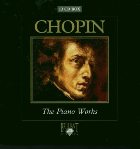 Chopin , Frederic - The Piano Works (13 CD BOX)