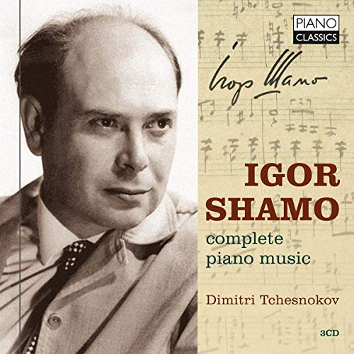 Shamo , Igor - Complete Piano Music (Tchesnokov)