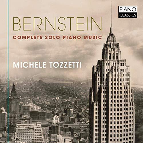 Zozzetti , Michele - Bernstein: Complete Solo Piano Music