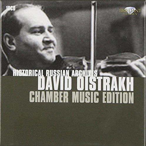 Oistrakh , David - Chamber Music Edition - Historical Russian Archives (10-CD SET)