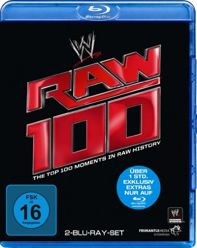 Blu-ray - Top 100 Raw Moments