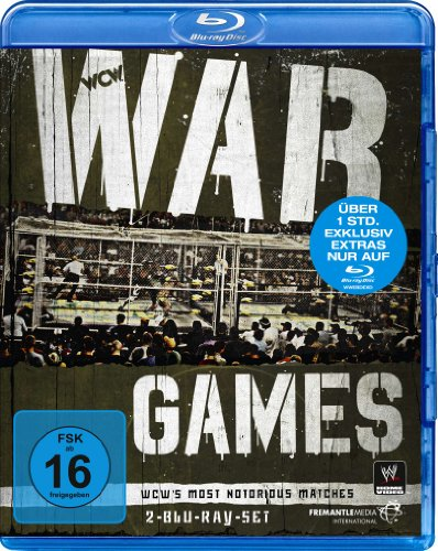 - War Games - WCWs Most Notorious Matches [Blu-ray]