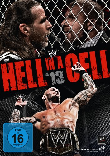 DVD - WWE - Hell In A Cell '13
