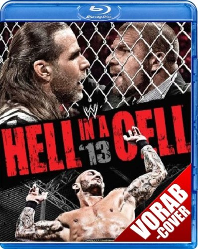 Blu-ray - Hell in a Cell 2013 (WWE)