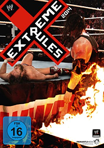 DVD - WWE - Extreme Rules 2014