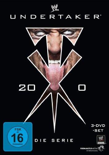 - WWE - Undertaker: Die Serie [3 DVDs]