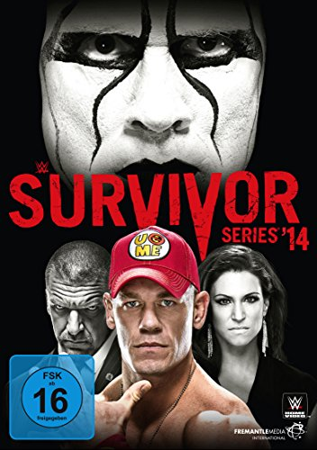 DVD - WWE - Survivor Series 2014