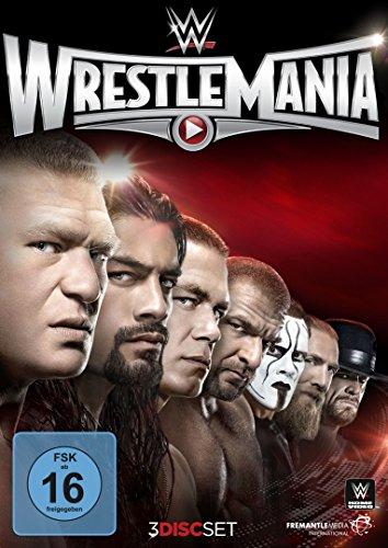 - WWE - Wrestlemania XXXI [3 DVDs]