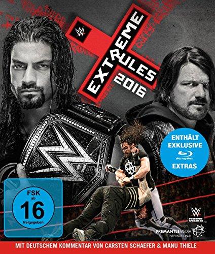 Blu-ray - WWE - Extreme Rules 2016
