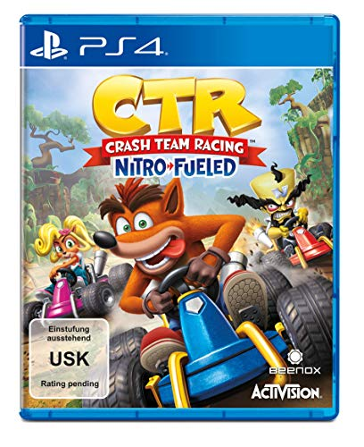 Playstation 4 - Crash Team Racing: Nitro Fueled