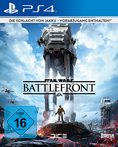 Playstation 4 - Star Wars Battlefront (Day One Edition)
