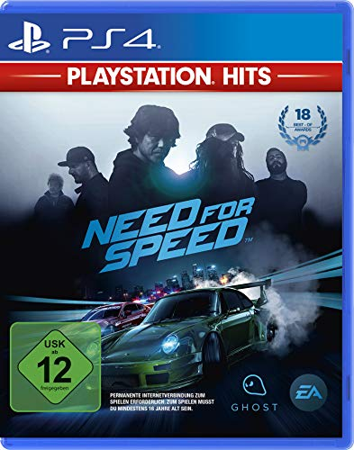 Playstation 4 - Need For Speed