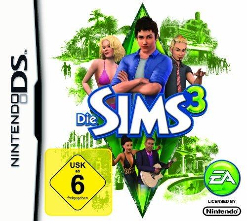 Nintendo DS - Die Sims 3