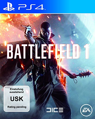 Playstation 4 - Battlefield 1