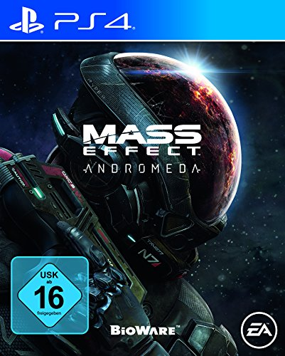 Playstation 4 - Mass Effect: Andromeda