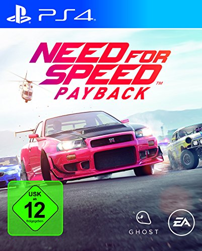 Playstation 4 - Need for Speed - Payback - [PlayStation 4]