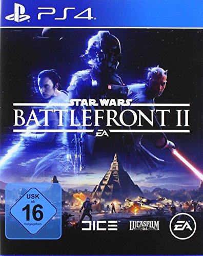 Playstation 4 - Star Wars Battlefront II - [PlayStation 4]