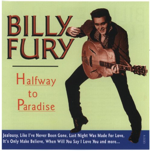 Fury , Billy - Halfway to Paradise