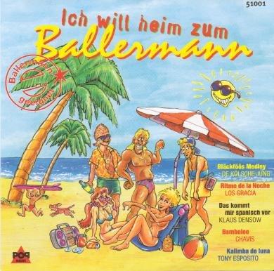 Sampler - Ich will heim zum Ballermann