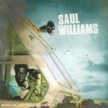Williams , Saul - o. Titel