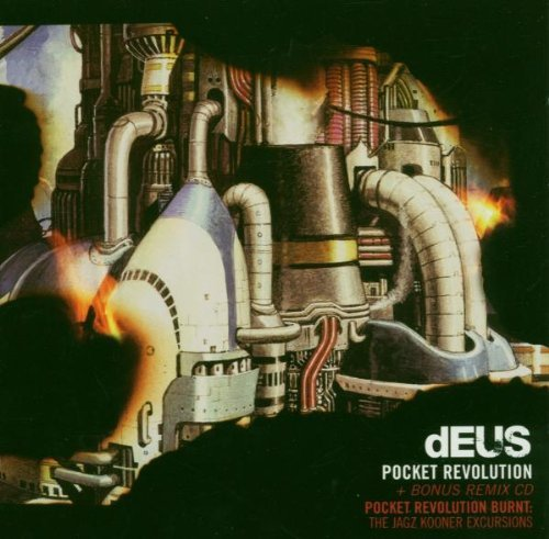 Deus - Pocket revolution (  Bonus Remix CD)