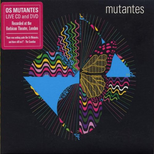 Os Mutantes - Live at Barbican Theatre - London 2006
