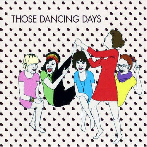 Those Dancing Days - o.Titel (EP)