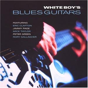 Sampler - White Boy's Blues Guitar
